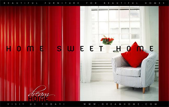 Advertisement For Furniture Store. U2039