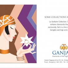 Ad Campaign for Ganjam Jewellery Collections