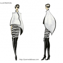 Fashion illustration – RTW Winter